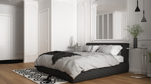 How to buy a full size platform bed with a mattress