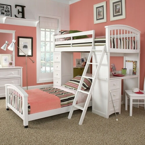Bunk Bed Vs. Loft Bed: Which One Right for You