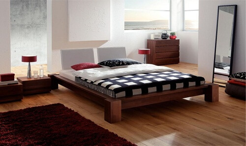 Japanese Style Platform Bed and Their Benefits