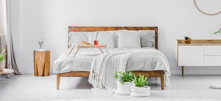 Things to consider when choosing a king platform bed